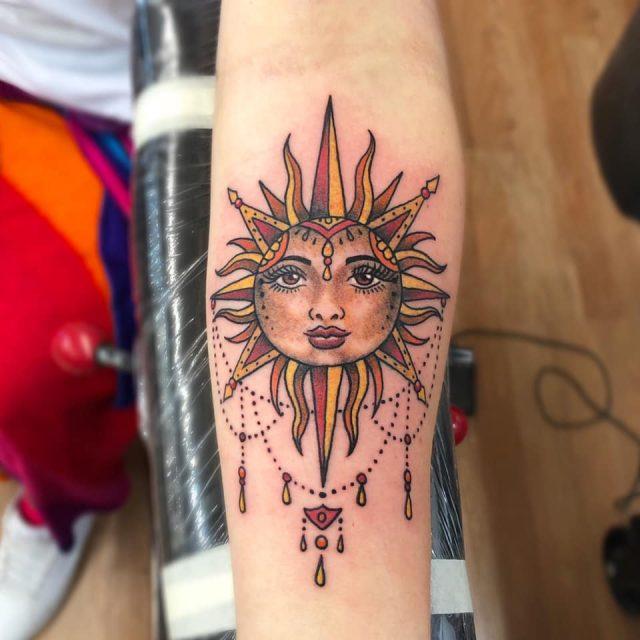 Lafayette La Tattoomenu