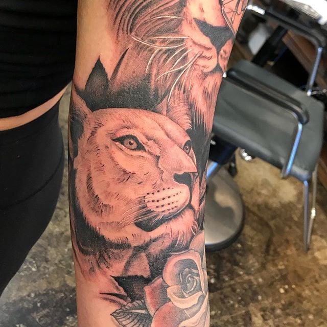 Secret Kingdom Tattoo Tattoomenu